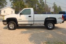 2004 Chevrolet Silverado 2500HD Base