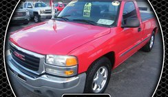 2005 GMC Sierra 1500 SLE Long Bed 2WD
