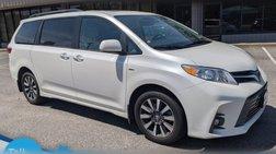 2018 Toyota Sienna XLE Premium 7-Passenger