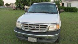 2000 Ford F-150 F150 4WD LONG BED PICKUP TRUCK 5-SPEED 75K Mls