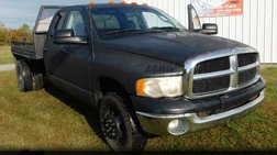 2003 Dodge Ram 3500 ST Quad Cab Long Bed 2WD DRW