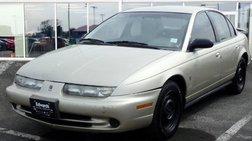 1998 Saturn S-Series SL2
