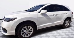 2018 Acura RDX AcuraWatch Plus