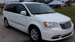 2015 Chrysler Town and Country 4dr 119