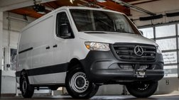 2019 Mercedes-Benz Sprinter Cargo 3500