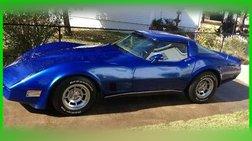 1980 Chevrolet Corvette Stingray