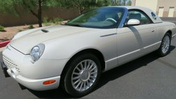2005 Ford Thunderbird 50th Anniversary Limited Edition