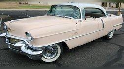 1956 Cadillac DeVille Sedan de ville
