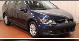 2015 Volkswagen Golf SportWagen TSI S