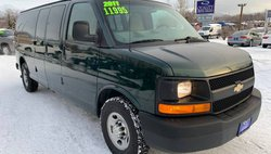 2011 Chevrolet Express LS 3500