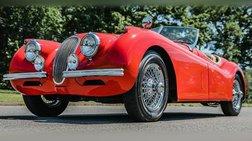 1953 Jaguar XK XK120 ROADSTER