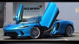 2021 McLaren GT Base