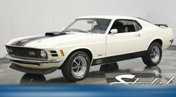 1970 Ford Mustang MACH 1 428 SUPER COBRA JET