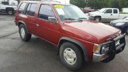 1993 Nissan Pathfinder SE