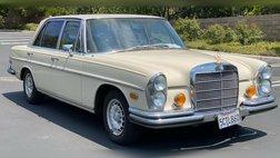 1970 Mercedes-Benz 6.3