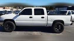 2004 Chevrolet Silverado 1500 1LZ Crew Cab Long Box 2WD