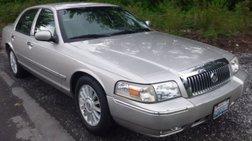 2008 Mercury Grand Marquis LS