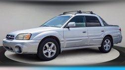 2003 Subaru Baja Base