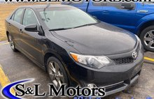 2012 Toyota Camry SE Limited Edition