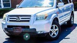 2006 Honda Pilot EX-L w/DVD