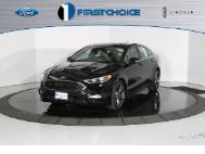 2018 Ford Fusion V6 Sport