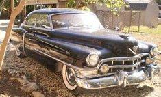 1950 Cadillac 1950 CADILLAC SERIES 61 CLUB COUPE