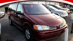 2001 Oldsmobile Silhouette GL