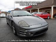 2005 Mitsubishi Eclipse Spyder GS