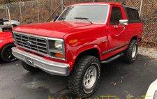 1985 Ford Bronco Custom