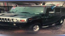 2005 HUMMER H2 4dr Wgn 4WD SUV