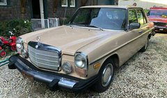 1974 Mercedes-Benz CLEAN TITLE/ RUNS AND DRIVES GREAT