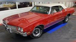 1972 Buick Skylark - CONVERTIBLE - 350 ENGINE - SUMMER CRUISER - SEE