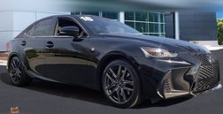 2018 Lexus IS 350 Base