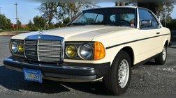 1981 Mercedes-Benz 300-Class 300 CD