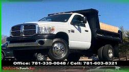 2007 Dodge Ram 3500 Dump Truck