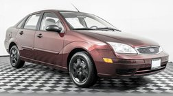 2006 Ford Focus ZX4 FWD