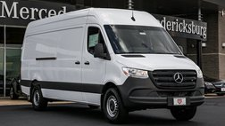 2020 Mercedes-Benz Sprinter Cargo 170 WB