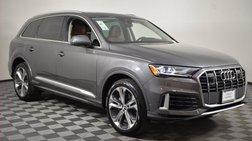 2022 Audi Q7 3.0T quattro Premium Plus
