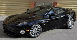 2005 Aston Martin Vanquish Vanquish S Black/Black