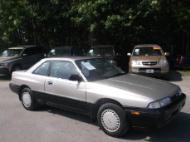 1989 Mazda MX-6 LX