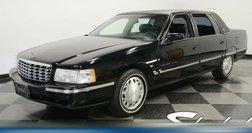 1998 Cadillac Fleetwood Limited Superior Coaches
