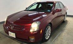 2007 Cadillac CTS CTS