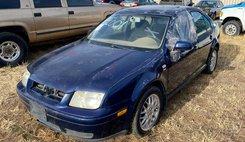 2001 Volkswagen Jetta GLS 1.8T