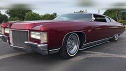 1971 Chevrolet Caprice Custom show car restored lowrider