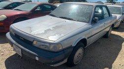 1987 Toyota Camry Deluxe