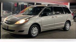 2007 Toyota Sienna CE Minivan 4D