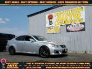 2009 Lexus IS F Base