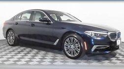 2019 BMW 5 Series 540i xDrive