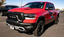 2020 Ram Ram Pickup 1500 Rebel