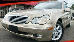 2004 Mercedes-Benz C-Class C 240